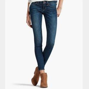 Lucky Brand Charlie Skinny Low Rise Denim Jeans